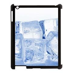 ICE CUBES Apple iPad 3/4 Case (Black)