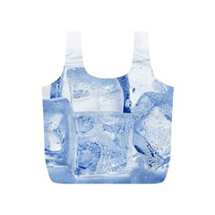 ICE CUBES Full Print Recycle Bags (S)