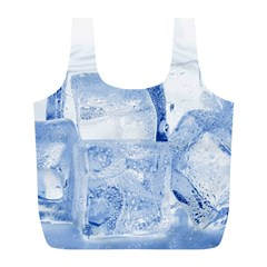 ICE CUBES Full Print Recycle Bags (L)
