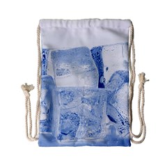 ICE CUBES Drawstring Bag (Small)