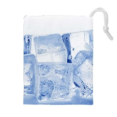 ICE CUBES Drawstring Pouches (Extra Large)