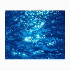 LIGHT ON WATER Small Glasses Cloth