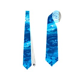 Light On Water Neckties (two Side)