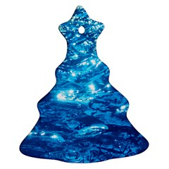 LIGHT ON WATER Christmas Tree Ornament (2 Sides)