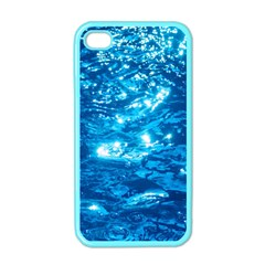 LIGHT ON WATER Apple iPhone 4 Case (Color)