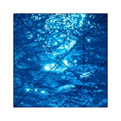 LIGHT ON WATER Acrylic Tangram Puzzle (6  x 6 )