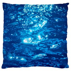 LIGHT ON WATER Large Cushion Cases (One Side)