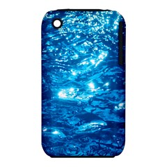 LIGHT ON WATER Apple iPhone 3G/3GS Hardshell Case (PC+Silicone)