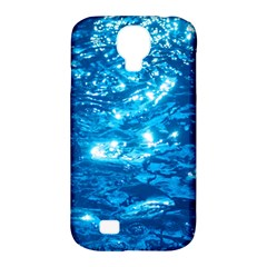 Light On Water Samsung Galaxy S4 Classic Hardshell Case (pc+silicone)