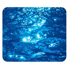 LIGHT ON WATER Double Sided Flano Blanket (Small)