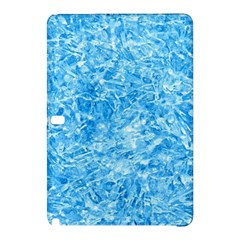 BLUE ICE CRYSTALS Samsung Galaxy Tab Pro 10.1 Hardshell Case