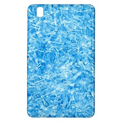 BLUE ICE CRYSTALS Samsung Galaxy Tab Pro 8.4 Hardshell Case