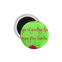 Garcia s Greetings 1.75  Magnets