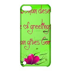 Garcia s Greetings Apple iPod Touch 5 Hardshell Case with Stand