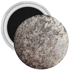 WEATHERED GREY STONE 3  Magnets