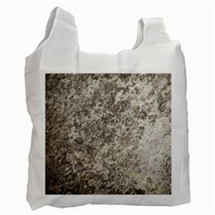 WEATHERED GREY STONE Recycle Bag (One Side)