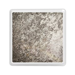 WEATHERED GREY STONE Memory Card Reader (Square)