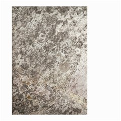 WEATHERED GREY STONE Small Garden Flag (Two Sides)