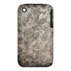 WEATHERED GREY STONE Apple iPhone 3G/3GS Hardshell Case (PC+Silicone)
