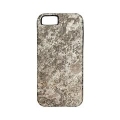 WEATHERED GREY STONE Apple iPhone 5 Classic Hardshell Case (PC+Silicone)