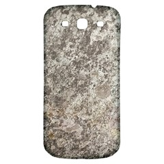 WEATHERED GREY STONE Samsung Galaxy S3 S III Classic Hardshell Back Case