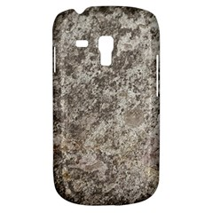 WEATHERED GREY STONE Samsung Galaxy S3 MINI I8190 Hardshell Case