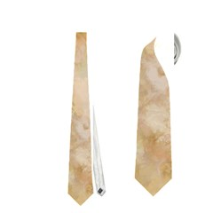 Tan Marble Neckties (one Side)