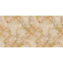 TAN MARBLE YOU ARE INVITED 3D Greeting Card (8x4)