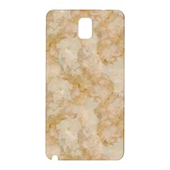TAN MARBLE Samsung Galaxy Note 3 N9005 Hardshell Back Case