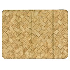 TAN DIAMOND BRICK Samsung Galaxy Tab 7  P1000 Flip Case
