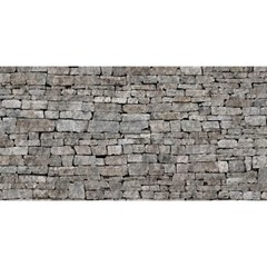 STONE WALL GREY YOU ARE INVITED 3D Greeting Card (8x4)