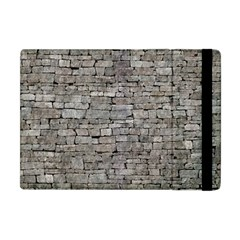 STONE WALL GREY Apple iPad Mini Flip Case