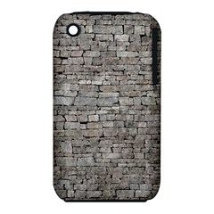 STONE WALL GREY Apple iPhone 3G/3GS Hardshell Case (PC+Silicone)