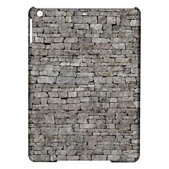 STONE WALL GREY iPad Air Hardshell Cases