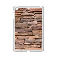STONE WALL BROWN iPad Mini 2 Enamel Coated Cases