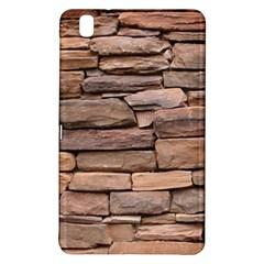 STONE WALL BROWN Samsung Galaxy Tab Pro 8.4 Hardshell Case