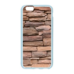STONE WALL BROWN Apple Seamless iPhone 6/6S Case (Color)