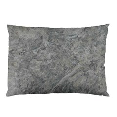 Silver Travertine Pillow Cases