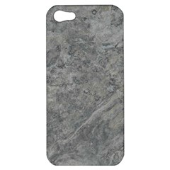 SILVER TRAVERTINE Apple iPhone 5 Hardshell Case