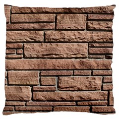 SANDSTONE BRICK Large Cushion Cases (Two Sides)