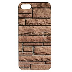 SANDSTONE BRICK Apple iPhone 5 Hardshell Case with Stand