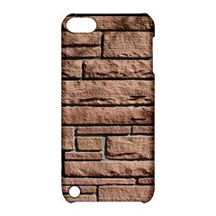 SANDSTONE BRICK Apple iPod Touch 5 Hardshell Case with Stand