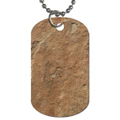SANDSTONE Dog Tag (Two Sides)