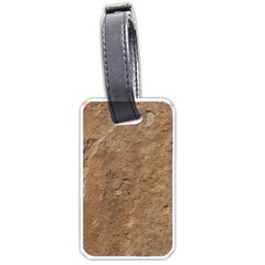 SANDSTONE Luggage Tags (One Side)