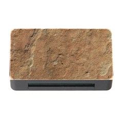 Sandstone Memory Card Reader With Cf