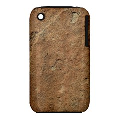 SANDSTONE Apple iPhone 3G/3GS Hardshell Case (PC+Silicone)