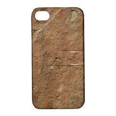 SANDSTONE Apple iPhone 4/4S Hardshell Case with Stand