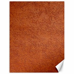RUST COLORED STUCCO Canvas 12  x 16