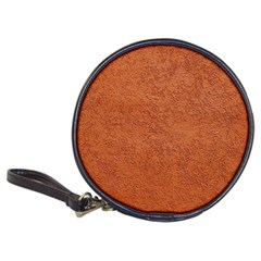 RUST COLORED STUCCO Classic 20-CD Wallets