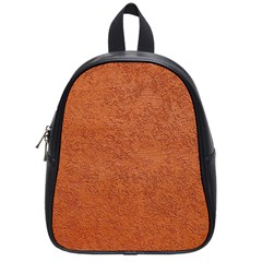 RUST COLORED STUCCO School Bags (Small)